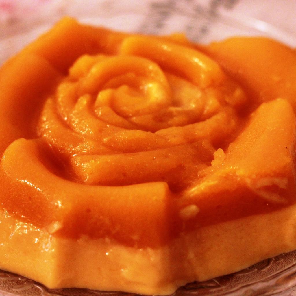 how to make mango pudding without gelatin