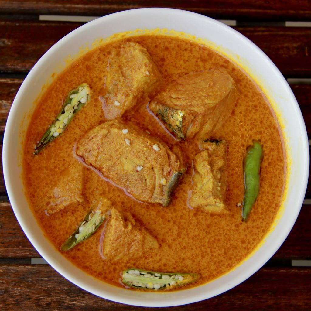 Goan Fish Curry Recipe | Kitchen Fables