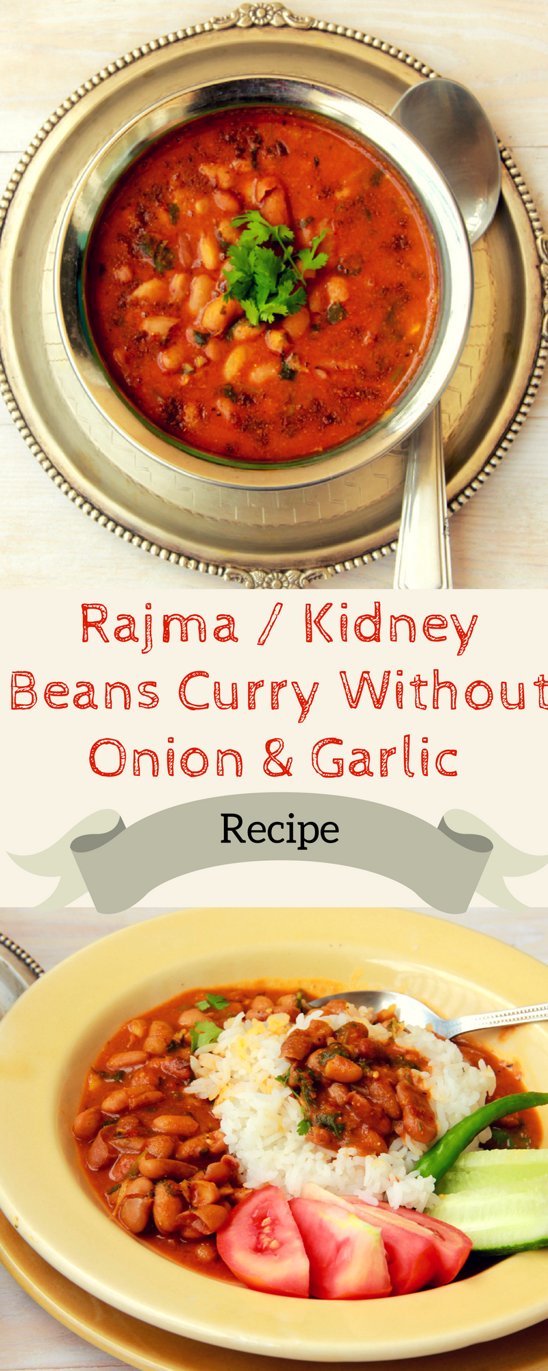 Punjabi rajma without onion garlic recipe kitchen fables print recipe rajma kidney been without onion garlic forumfinder Choice Image