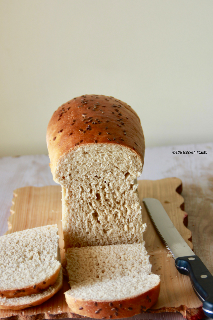 Easy Whole Wheat Bread Recipe